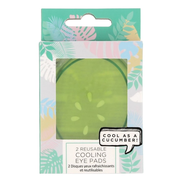 Beauty Junky Multi Use Eye Pads - Discos refrescantes, NPW