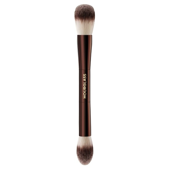Ambient Lighting Edit Brush - Brocha de doble punta para la tez, HOURGLASS